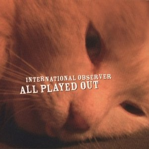 Image for 'All Played Out'