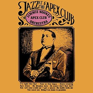 Image for 'Jazz At The Apex Club'