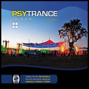 Image for 'Psytrance Open Air Volume 1'