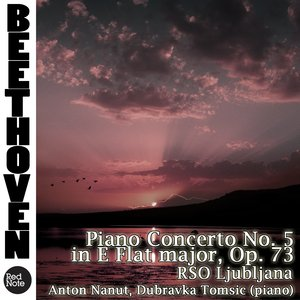 Image for 'Beethoven: Piano Concerto No. 5 in E Flat major, Op. 73'