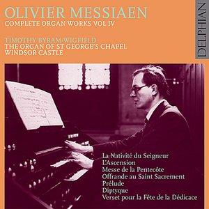 Imagem de 'Olivier Messiaen: Complete Organ Works Vol. IV'