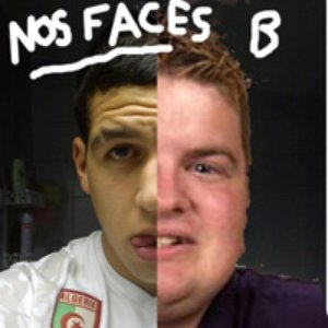 Image for 'Nos Faces B'