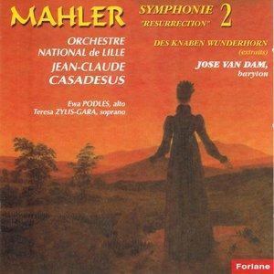 Image for 'Gustav Mahler : Resurrection, Symphonie No. 2  - Des Knaben Wunderhorn'