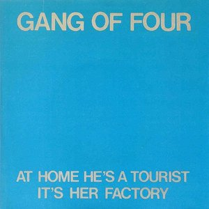 Image pour 'At Home He's a Tourist / It's Her Factory'