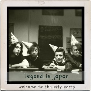 Image for 'Welcome To The Pity Party'