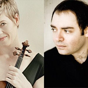 Image for 'Isabelle Faust, Alexander Melnikov'