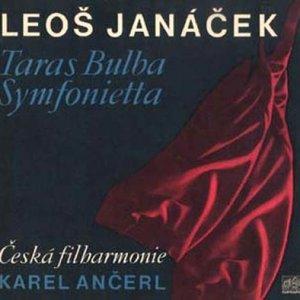 Bild för 'Sinfonietta (Czech Philharmonic Orchestra, Karel Ančerl)'