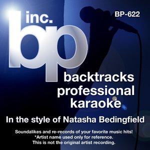 Imagem de 'Karaoke - In the Style of Natasha Bedingfield (Karaoke Version) - Single'