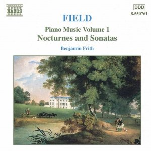 Image for 'Field: Piano Music, Vol. 1'