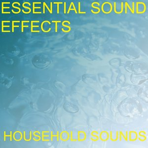 Image for 'Essential Sound Effects 5 - Household Sounds'