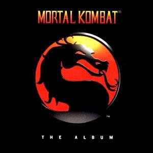 Immagine per 'Mortal Kombat  The Album'