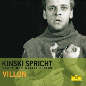 Immagine per 'Kinski spricht Villon'