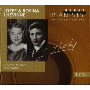 Image for 'Josef & Rosina Lhevinne'