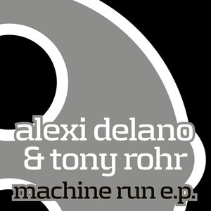 Image for 'Machine Run E.P.'