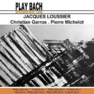 Image for 'Play Bach'