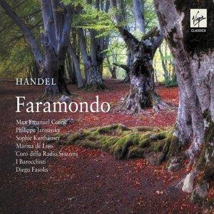 Image for 'Handel: Faramondo'