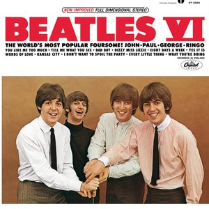 Image for 'Beatles VI'