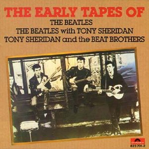 Imagen de 'The Beatles & Tony Sheridan'