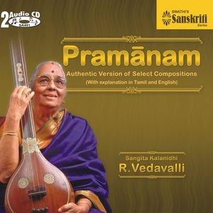 Image for 'Pramanam - R.Vedavalli'