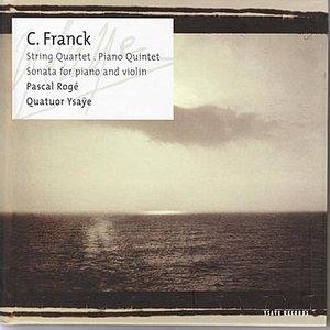 Bild für 'Franck: Quartet, Quintet, Sonata'
