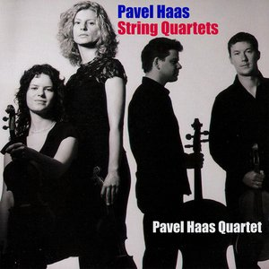 Image for 'String Quartets (Pavel Haas Quartet)'