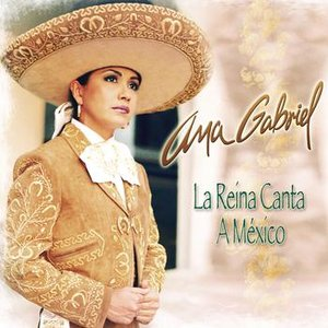 Image for 'La Reina Canta A Mexico'