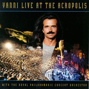 Imagem de 'Live at the Acropolis'