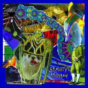 Image for 'Gravity's Rainbow'