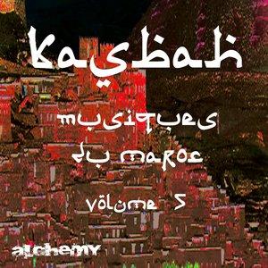 Image for 'Kasbah, Vol. 5 (Musiques du Maroc)'