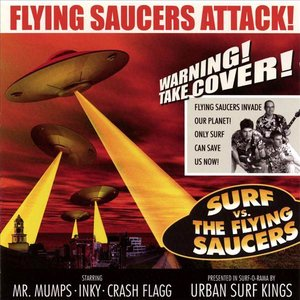 Image for 'Surf vs. The Flying Saucers'