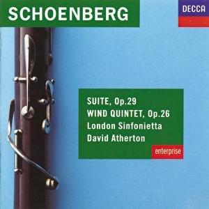 Imagen de 'Schoenberg: Suite, Op.29; Wind Quintet, Op.26'