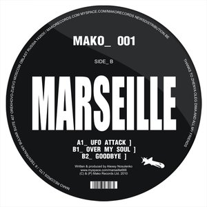 Image for 'Marseille - UFO Attack EP'
