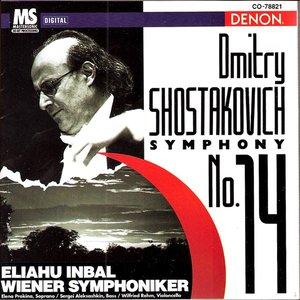 Image for 'Shostakovich: Symphony No.14'
