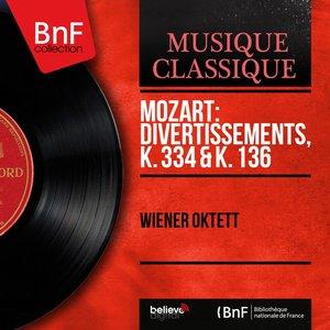 Image for 'Mozart: Divertissements, K. 334 & K. 136 (Stereo Version)'