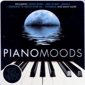 Image for 'Piano Moods'