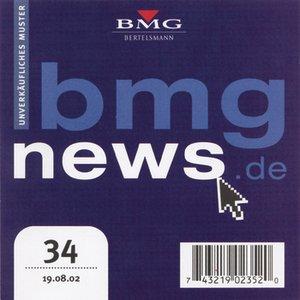 Image pour 'bmgnews.de/2002 Vol. 34'