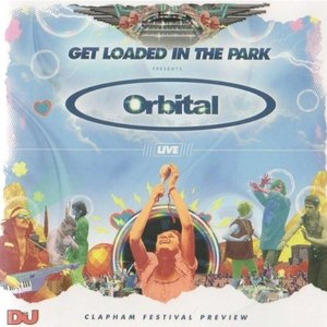 Image for 'Get Loaded In The Park Presents Orbital Live'