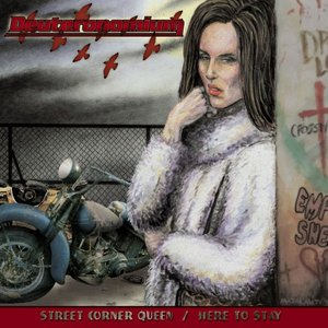 Image pour 'Street Corner Queen / Here To Stay'