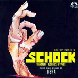 """""""Schock""""的封面"""