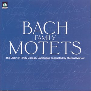 Image for 'Bach/Family Motets'
