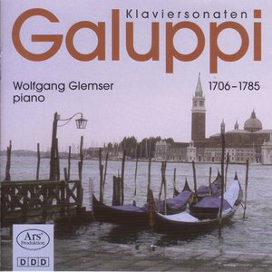 Image for 'Galuppi, B.: Piano Sonatas - Nos. 3, 7, 8, 9, 10, 12'
