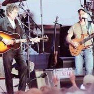 Image for 'Bob Dylan & Paul Simon'