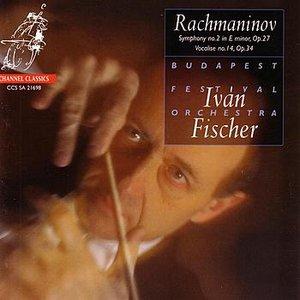 Image for 'Rachmaninov: Symphony no.2'