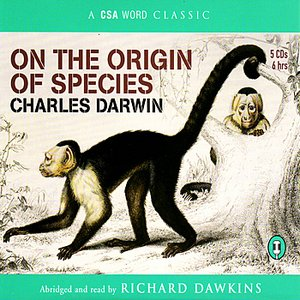 Image for 'On The Origin Of Species - read by Richard Dawkins'