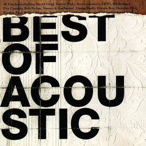 Image for 'Best of Acoustic (disc 1)'