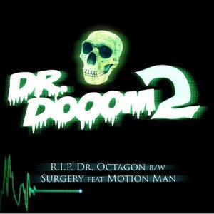 Bild für 'RIP Dr. Octagon Maxi-Single'