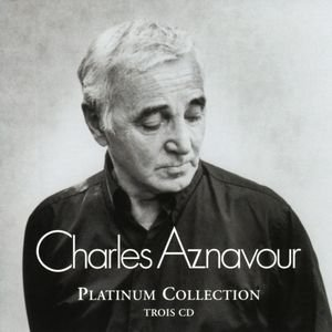 Image for 'Platinum Charles Aznavour'