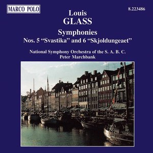 Image for 'GLASS, L.: Symphonies Nos. 5 and 6'
