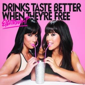 Image pour 'Drinks Taste Better When They're Free'