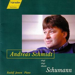 Image for 'Andreas Schmidt Sings Schumann'
